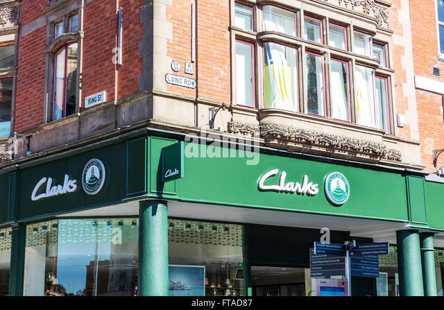 Office Shoe Shop Nottingham