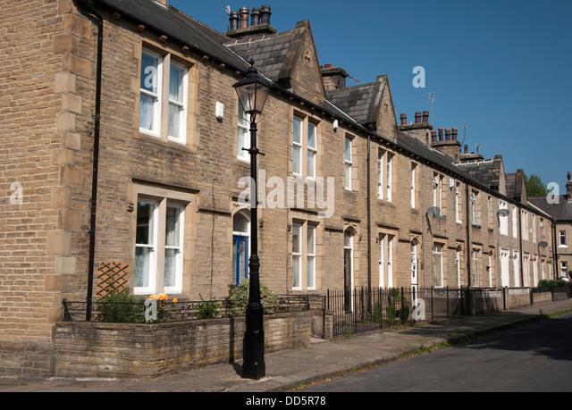 Victorian Terraced Houses Stock Photos & Victorian