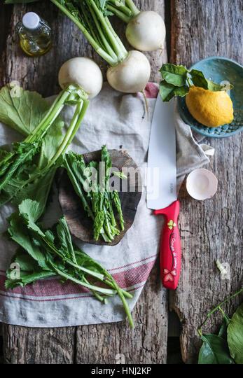 White beet - Stock Image