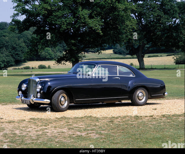 1957 Bentley Continental S1. Artist: Unknown. - Stock Image