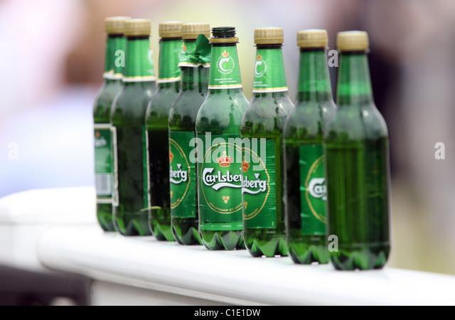 Plastic Beer Bottles Stock Photos Amp Plastic Beer Bottles
