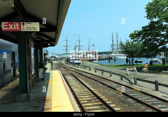 Long Island Railroad Port Washington Line