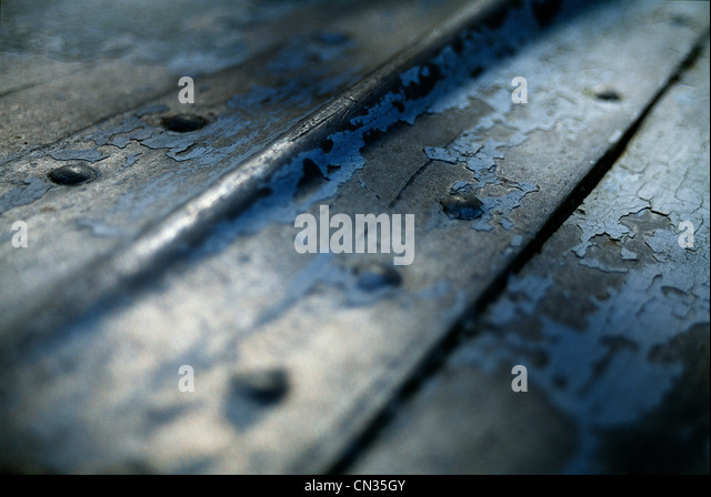 Rust, abstract - Stock Image