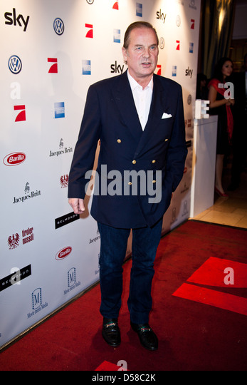 Enno Freiherr von Ruffin at Movie meets Media at Atlantic Kempinski Hotel. Hamburg, Germany - 09.12.2011 - Stock Image