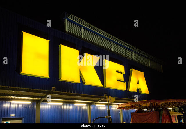 Ikea store uk stock photos ikea store uk stock images for Ikea shops london
