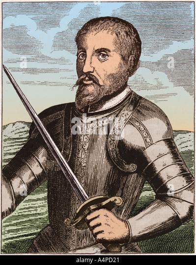 Hernando de Soto Biography