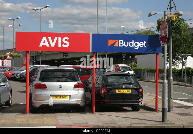 Avis Car Hire At Belfast City Airport