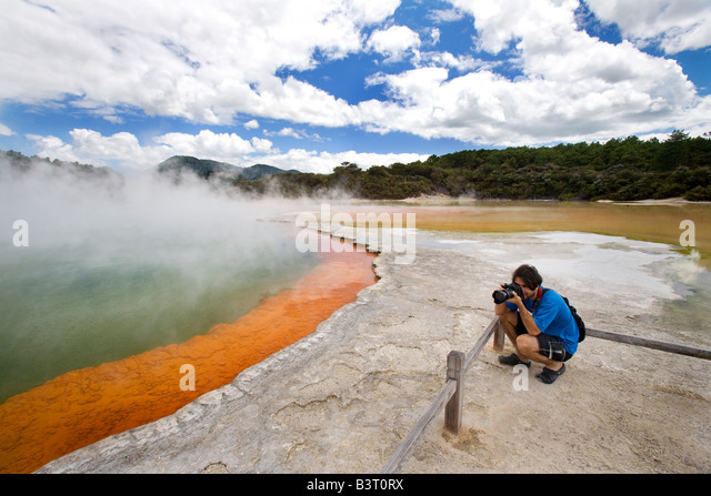 Arataki honey waiotapu geothermal wonderland