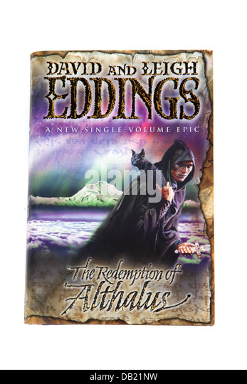 A novel - The Redemption of Althalus by David and Leigh Eddings. - Stock Image
