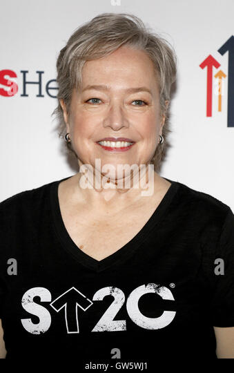 Kathy Bates at the 5th Biennial Stand Up To Cancer held at the Walt Disney Concert Hall in Los Angeles, USA on September - Stock-Bilder