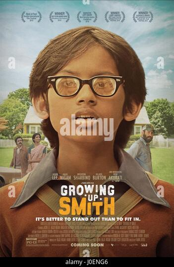 RONI AKURATI POSTER GOOD OL' BOY; GROWING UP SMITH (2015) - Stock Image