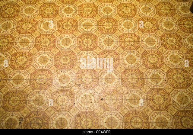linoleum floor stock photos linoleum floor stock images alamy. Black Bedroom Furniture Sets. Home Design Ideas