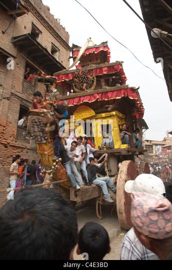 the-bhaktapur-chariot-race-in-bhaktapur-