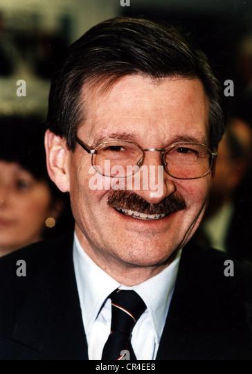 Solms, Hermann Otto, * 24.11.1940, German politician (FDP), portrait, 4.2.2000, - Stock Image
