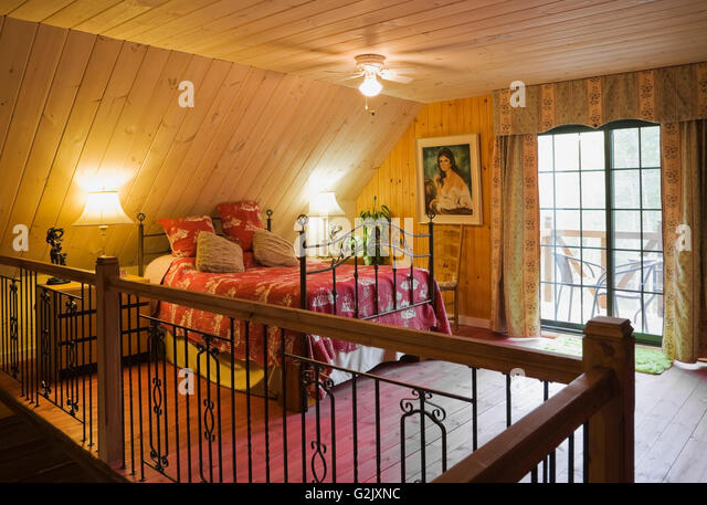 Mezzanine Bedroom Stock Photos Mezzanine Bedroom Stock Images Alamy