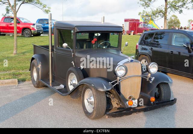 Alma Ontario Car Show