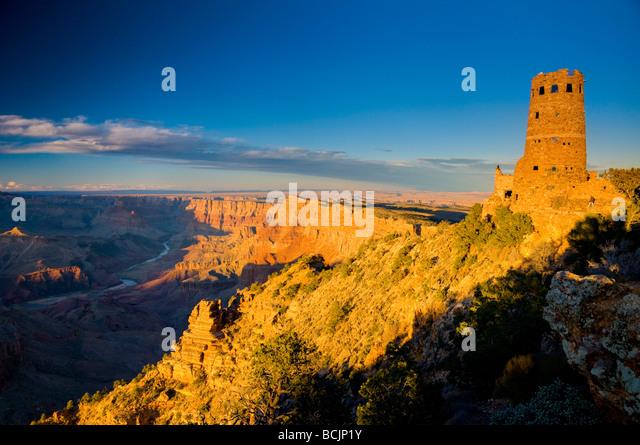 USA, Arizona, Grand Canyon, Desert View - Stock-Bilder