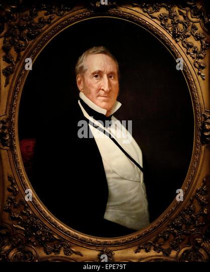 Thomas Hart Benton, Senator 1861  Ferdinand Thomas Lee Boyle - Stock Image