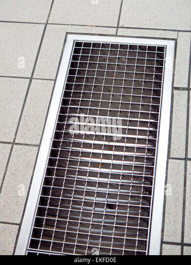 commercial kitchen floor drains floor drain in kitchen stock photos amp floor 5616