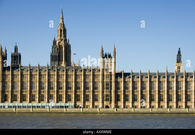 Front Elevation Of Houses In London : Front elevation view houses parliament stock photos