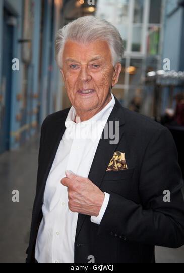 SVEN BERTIL TAUBE artist and actor - Stock Image
