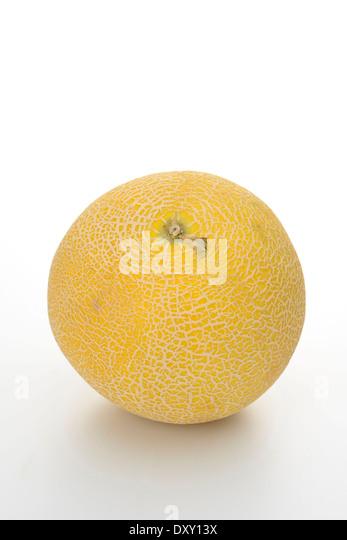 Whole melon - Stock Image