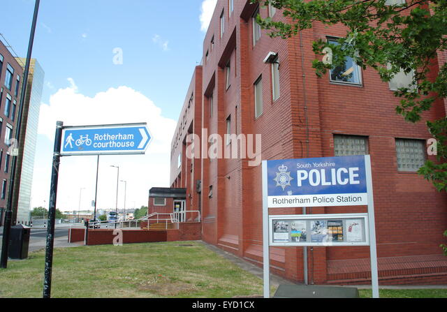 south yorkshire police station stock photos amp south