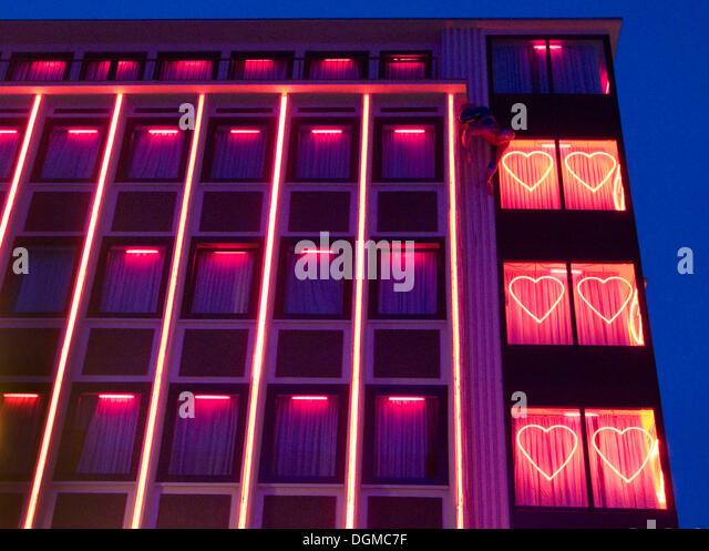 Rotes Haus Frankfurt Am in brothel in light stock photos in brothel in light stock images alamy