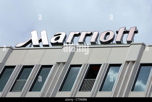 Marriott Logo Stock Photos Amp Marriott Logo Stock Images