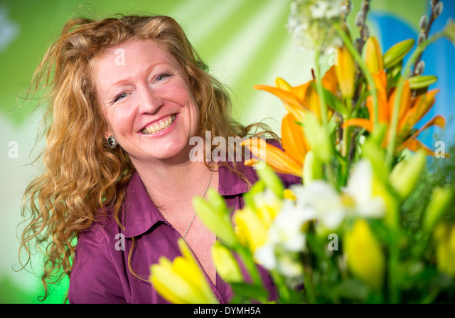 Charlie Dimmock Stock Photos Charlie Dimmock Stock
