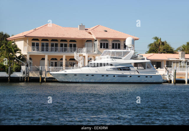 mansion in fort lauderdale florida stock photos mansion