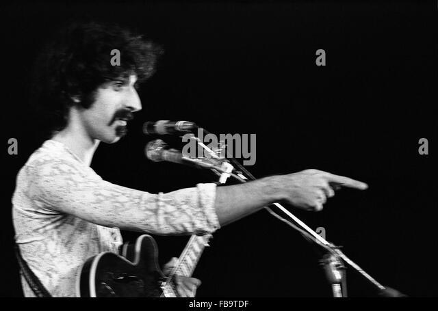 Frank Zappa Stock Photos Amp Frank Zappa Stock Images Alamy