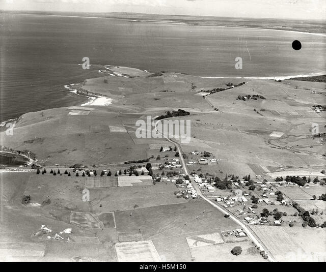 Gerringong - 1936 - Stock Image