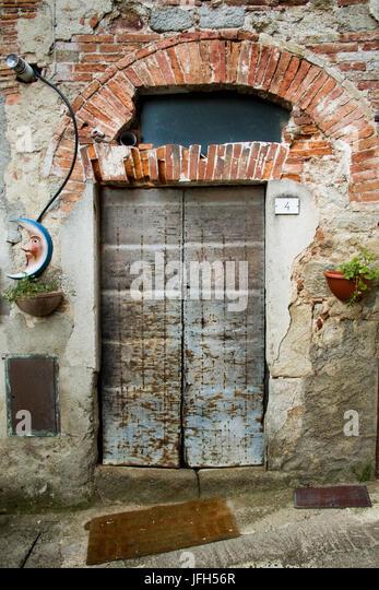 frontdoor - Stock Image