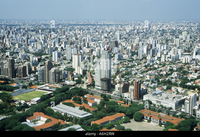 Buenos aires argentina - Stock Image
