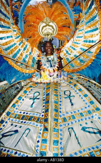 London Notting Hill Karneval - Stock Image