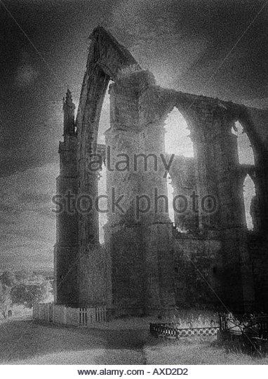 Bolton Priory, Yorkshire, England - Stock-Bilder
