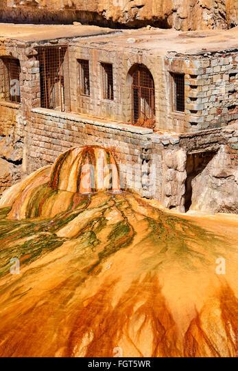 Puente del Inca, Mendoza, Argentina - Stock Image