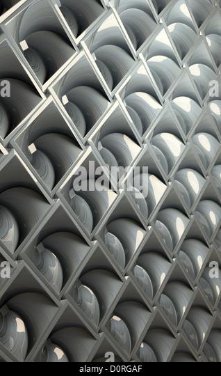 Metallic abstract - Stock-Bilder