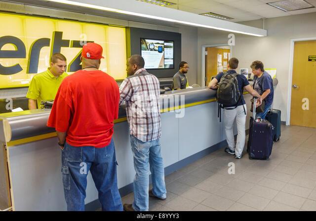 Alamo Car Rental St Louis Lambert Airport