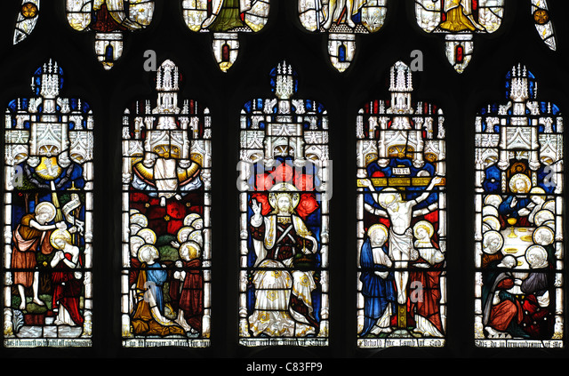Lutterworth St Mary S Painting