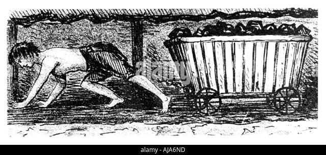 Child Labour 19th Century Britain Stock Photos Amp Child