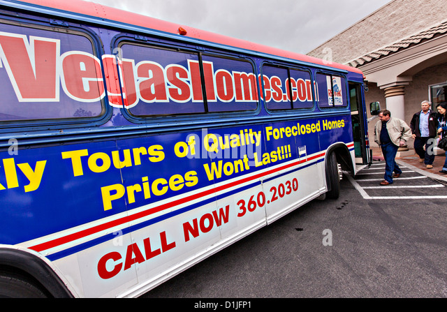 Celebrity Bus Tour Las Vegas