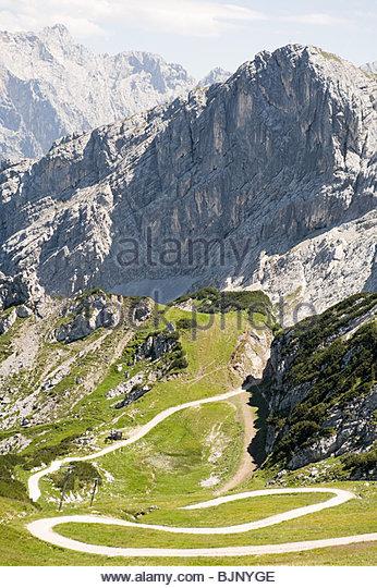 Bavarian mountain - Stock-Bilder