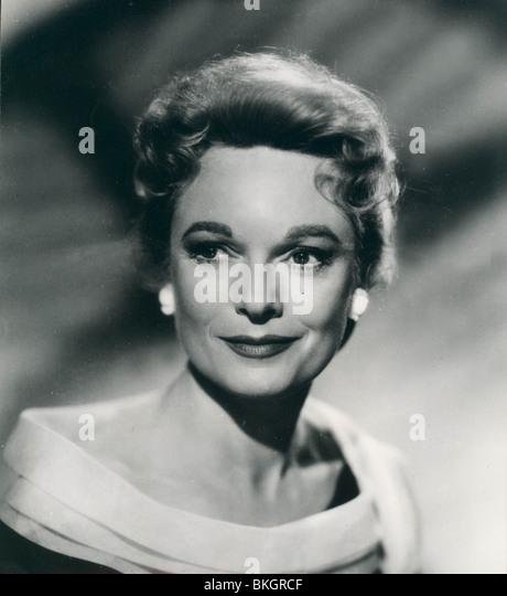 ANNA NEAGLE PORTRAIT - Stock Image