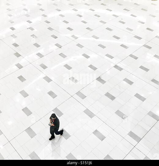 Walking away - Stock-Bilder