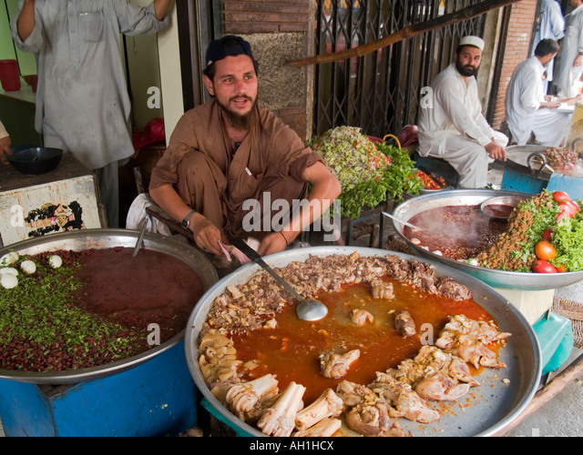 Afghan food stock photos afghan food stock images alamy for Afghanistan cuisine