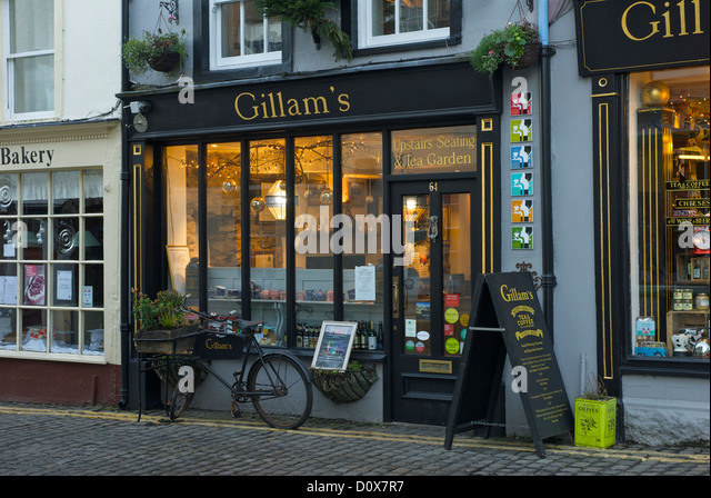 Gillams Tea Room Ulverston