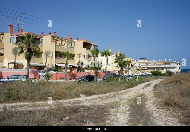 Urbanisation stock photos urbanisation stock images alamy for Iceland torrevieja