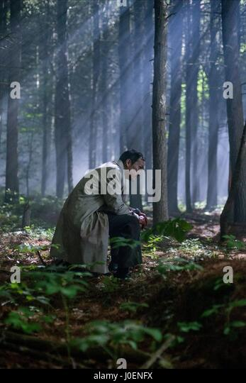 KEN WATANABE THE SEA OF TREES (2015) - Stock Image